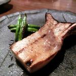 かしわ屋 コバヤシ - 料理写真:<12月コース>エリンギ