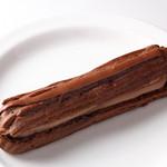 ブーランジェリー ブルディガラ - エクレール・ショコラ