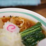 麺壱 吉兆 - スープ