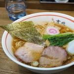 麺壱 吉兆 - 中華そば