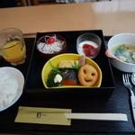 日本料理 彩 - お子様用のわらびんちゃー通常1400円