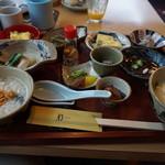 日本料理 彩 - 琉球定食2000円