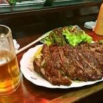 初ちゃん - ステーキ