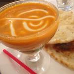 サンパチカフェ - 飲むカレー
