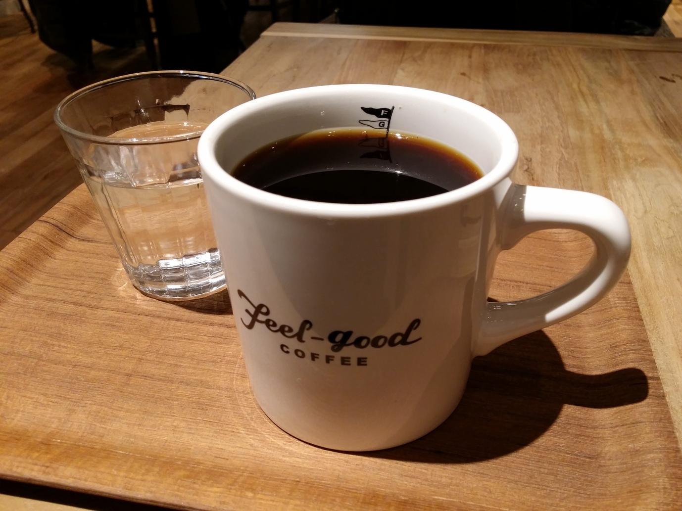 フィールグッド コーヒー