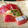かんぽの宿日南 - 料理写真:マヨネーズ醤油ダレ [日南一本釣カツオ炙り重]