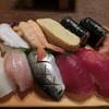 曳馬寿し - 料理写真:並寿司(1.100円)
