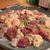 炭火焼肉&ホルモン伝次 - 料理写真: