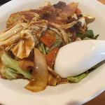 大蓮 - 料理写真:回鍋肉飯