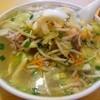 萬来 - 料理写真:タンメン