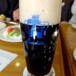 33447004 - 黒ビールが好きなんです