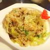 味平 - 料理写真:焼豚レタスチャーハン