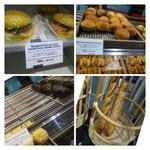 ゴントラン シェリエ - 美味しそうなパンが並んでいます。
