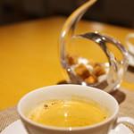 eclat - ランチA(コーヒー)