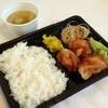 まるみのべんとう - 料理写真:日替わり弁当(250円)
