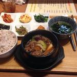 韓国料理 HARU - ランチ…HARU薬膳定食