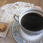 インカルシ - 日替わりコーヒー(650円)