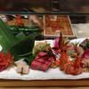 築地寿司清 - 料理写真:刺し盛