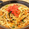 かきの花食堂 - 料理写真:野菜たっぷり野菜そば