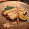 め乃惣 - 料理写真:穴子の白焼き (2014/11)