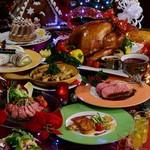 ブラッセリー 「チェッカーズ」 - クリスマスブッフェのイメージ
