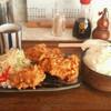 宝仙 - 料理写真:唐揚げ定食
