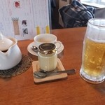 carib cafe - ノンアルコールビールで我慢