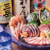 麹蔵 - 料理写真:刺身7点盛合せ