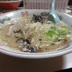 力ラーメン - ラーメン660円