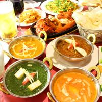 インドレストラン ガンジス -