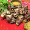 喜鶏屋 - 料理写真:じどっこ炭火焼き。