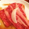 横浜ニュートン - 料理写真:カルビ 714円