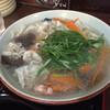 讃岐屋 - 料理写真:スタミナそば730円
