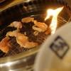 牛角 - 料理写真:焼くべし焼くべし!