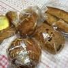 オオクラベーカリー - 料理写真:クリームデニッシュ、ミートパン、カレーパン、チョコチップデニッシュ、イカフライパン