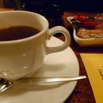 ベイシー - コーヒー(菓子付き)