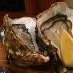 広島瀬戸内料理 雑草庵 - 生牡蠣