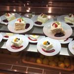 糀 - ケーキ