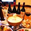 Bar Grow - 料理写真:大人気!チーズフォンデュ♪
