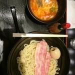 ちゃん亭 - トマトつけ麺
