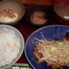 おそらかん - 料理写真:トンテキ定食700円(税込み)