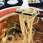 次南坊 - 麺