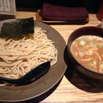 麺屋 百式 - つけ麺大盛り@800円