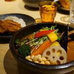 Rojiura Curry SAMURAI.  - SAMURAI祭(トッピング3種)