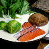 割烹そば神田 - 料理写真:石狩風豆乳小鍋