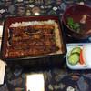 あおち - 料理写真:うな重 上です。お吸い物とお漬物もついてて、全てとても美味しかったです。うなぎはもちろんお米ももちもちしてて、大満足でした!