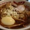 肉の万世直売所 - 料理写真:焼豚拉麺(ちゃーしゅーらーめん) 400円。