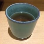 いろは - 温かいお茶