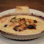ターブル ド ペール - 真ガキのスープグラタン