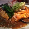 Bar de nikko くじら食堂 - 料理写真:ふわとろ玉子のオムライス